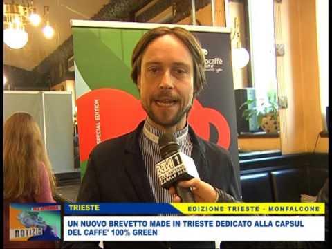 01 11 16 CAFFE IN CAPSULE BIO: BREVETTO TUTTO TRIESTINO