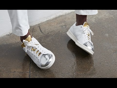 "adidas Stan Smith ""Summer Metallic"" Pack - YouTube a22982731671"