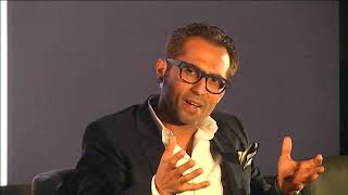 In conversation with Africa's youngest billionaire Mohammed Dewji on entrepreneurship