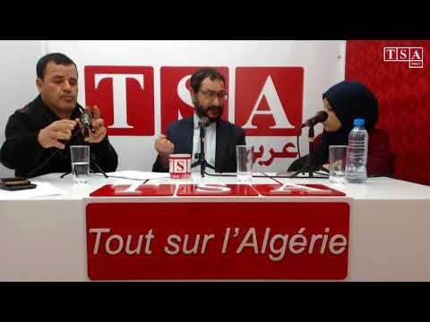 TSA DIRECT   Nasser Hideur, directeur  Généraal d' Al Salam Bank-Algeria