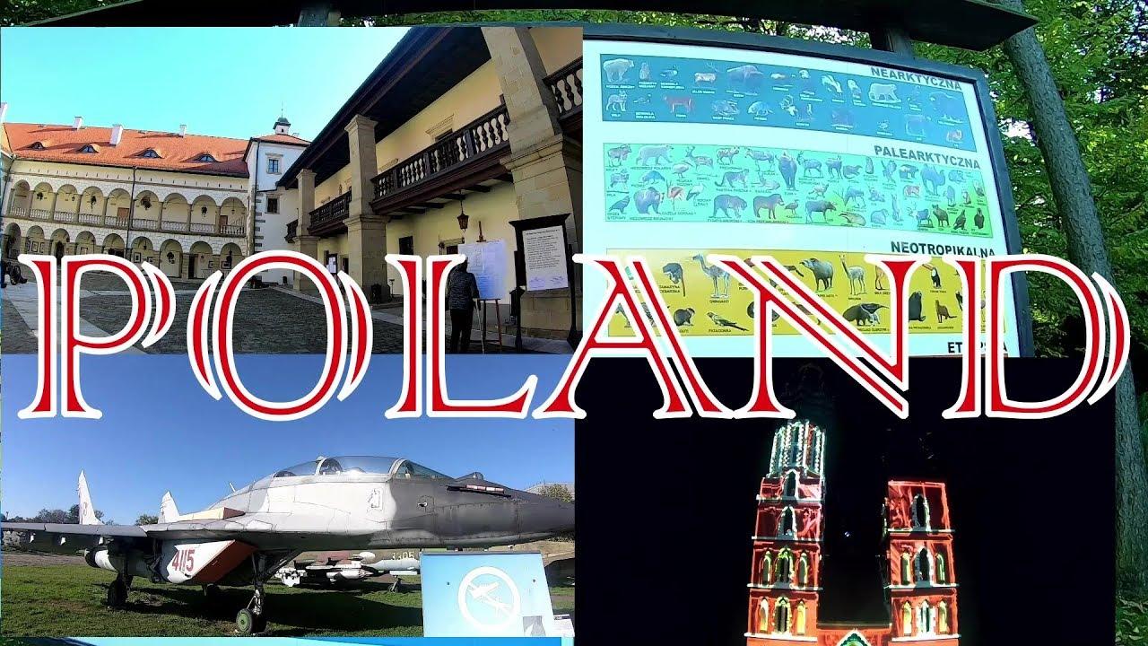 Поездка в Польшу. Неполомице и Краков