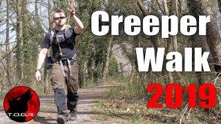 34 Mile Creeper Walk 2019 - Into Darkness