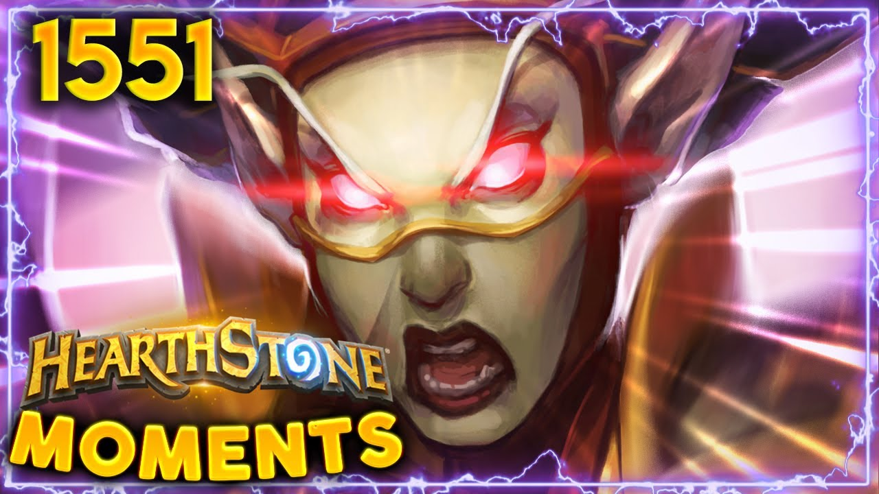 WHO WOULD Sacrifice 20 HP For THIS?? | Hearthstone Daily Moments Ep.1551