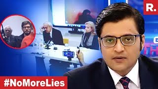 Fact Check Exposes 10 Big Lies. Congress Has Egg On Its Face Now | The Debate With Anab Goswami