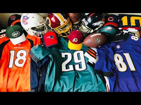 Diferenças das Camisas Nike NFL | Jerseys Differences