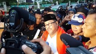 Deklarasi Pilkada Berintegritas dan Kampanye Damai Pemilihan Gubernur dan Wakil Gubernur Banten 2017