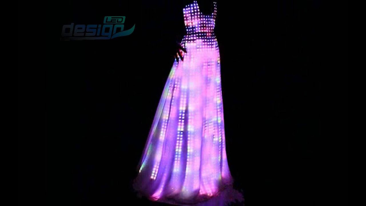 soft led screen how to make led clothes with