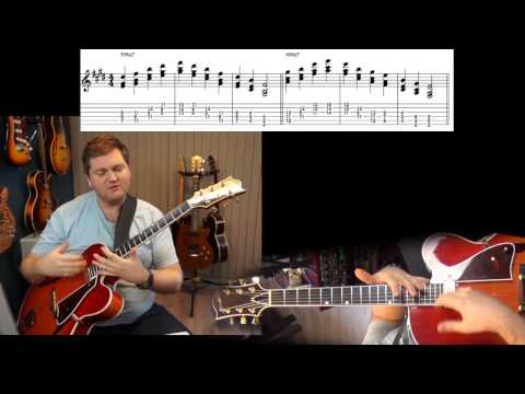 jazz-guitar-lesson:-sweet-comping-fills-for-maj7-chords