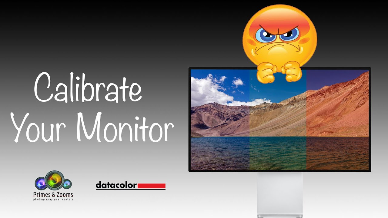 Do you need to calibrate monitor? - YouTube