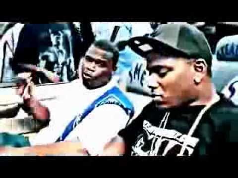 J Dawg & Steady Mobbin - I Aint Scared [HQ] (Uncensored Music Video)