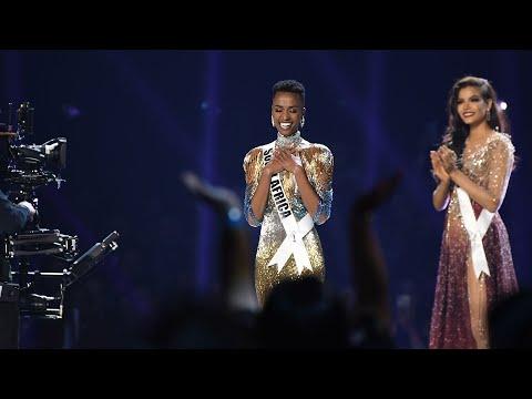 Jo Jo - Congratulations To The New Miss Universe Zozibini Tunzi!
