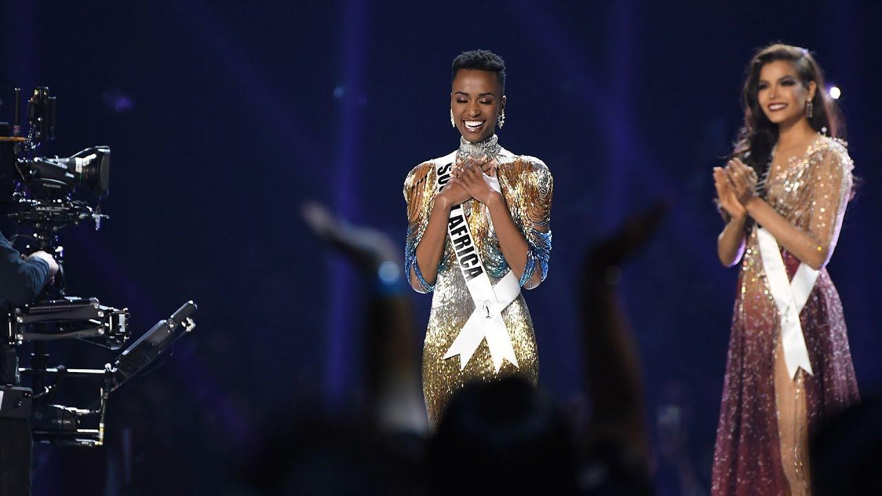 Miss South Africa Zozibini Tunzi Wins Miss Universe Title