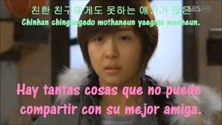 Baek Ji Young-That Woman(Secret Garden OST) [sub español+Romanización+Hangul]