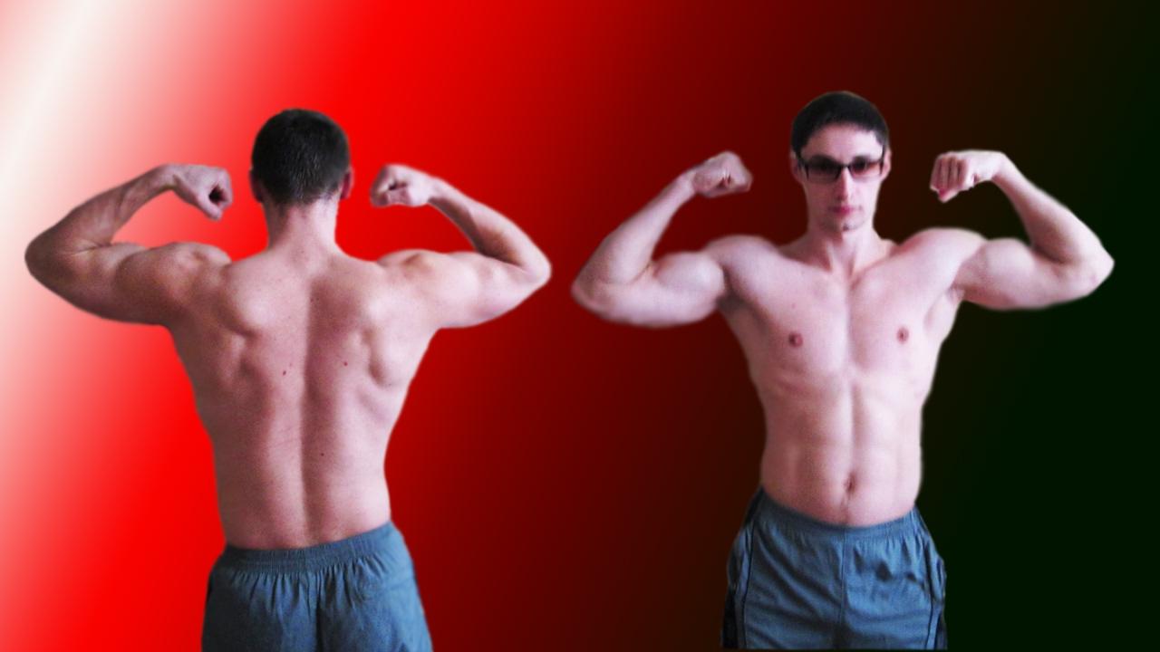 Никита, 24 года. Упражнения при сколиозе. Набор массы. Тренировки по интернету