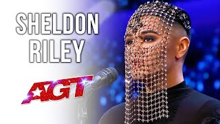 What AGT didn't tell you about Sheldon Riley | America's Got Talent 2020 Season 15
