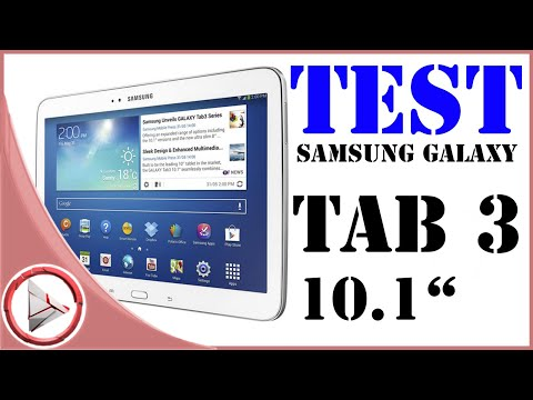 Review: Samsung Galaxy Tab 3 10.1 Zoll [deutsch] [HD]