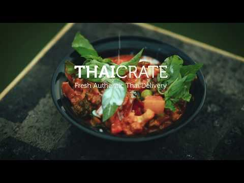 ThaiCrate – Fresh Authentic Thai food Delivery