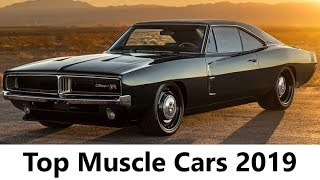 EP2: 10 New Muscle Cars American Coming in 2018. Best Upcoming Fast Cars 2019