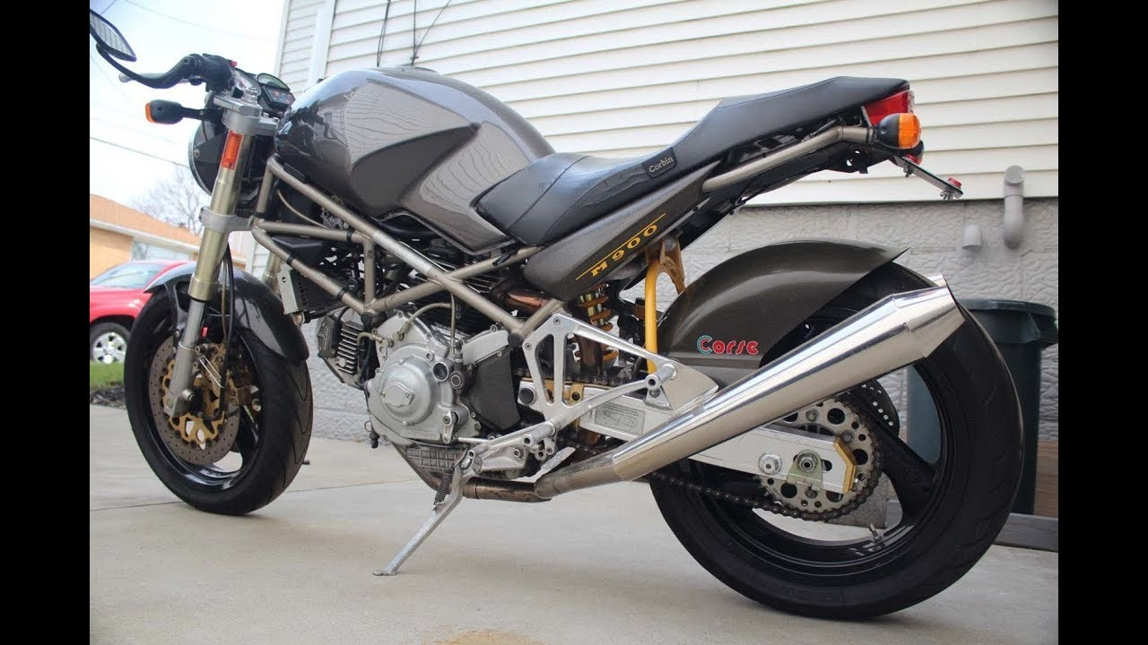 Carburator Tuning On A Ducati Monster M900 Youtube