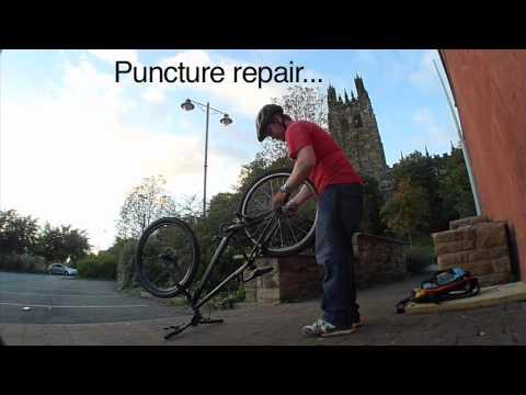Puncture repair – [Week No12]