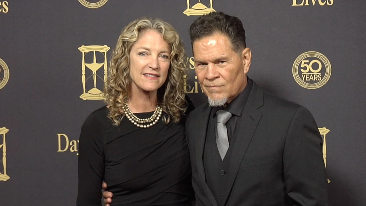 A Martinez  Leslie Bryans Red Carpet Style at Days of Our Lives 50 Anniversary Party  YouTube