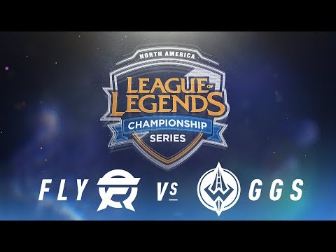 FLY vs. GGS - Week 8 Day 2   NA LCS Spring Split   FlyQuest vs. Golden Guardians(2018)