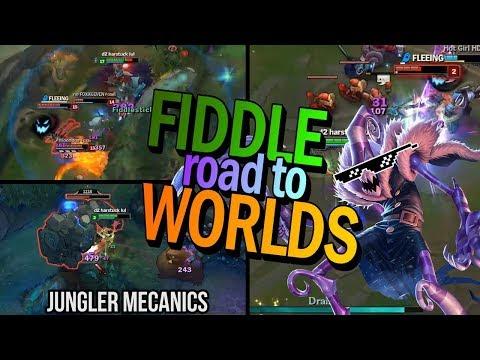 Ex Rank 1 FIDDLE WORLD IS BACK? | ElmiilloR