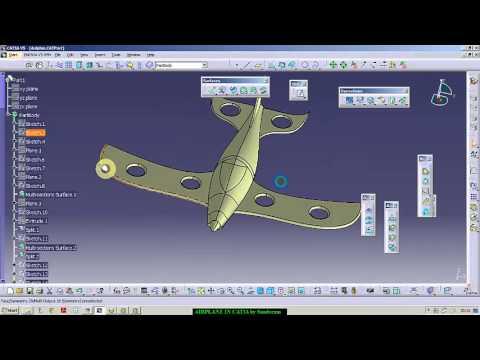 Aircraft designing