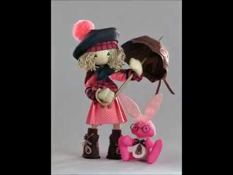 Бейбі. Текстильна каркасна лялька своїми руками - YouTube c42dd90ad507a