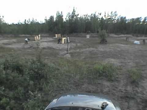 Paintball Training Camp Round 4 hay river reserve nt