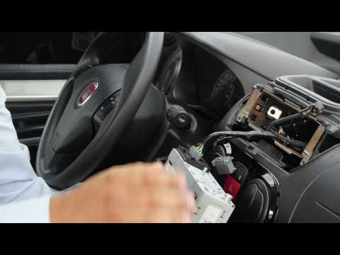How to install FIAT Qubo/Fiorino Multimedia and Navigation Unit