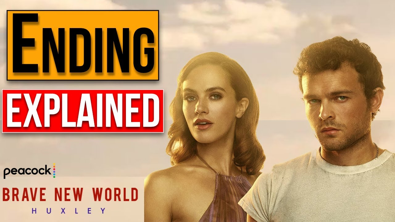 Download Ending Explained! Brave New World Season 1   Review   Peacock