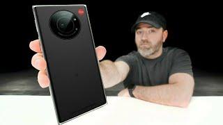 Leica Leitz Phone 1 Hands on U…