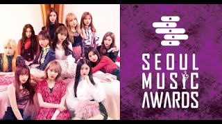 WIZ*ONE keep on voting for Seoul Music award