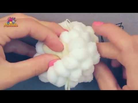 Как сделать мягкую игрушку овечку своими руками