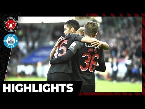 Midtjylland Silkeborg Goals And Highlights