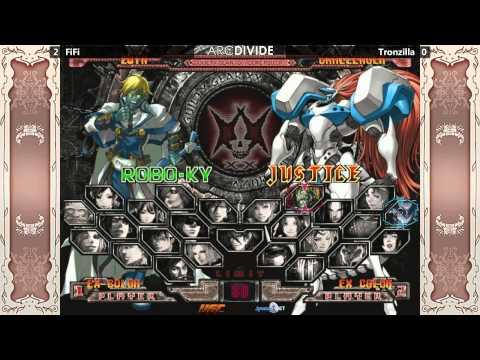 Arc Divide - 01/24/15 - Guilty Gear Accent Core Plus R Tournament