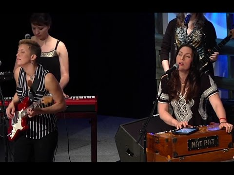 HuDost- Qaul Tarana (Chishti Anthem) Live on Nashville's Music City Roots