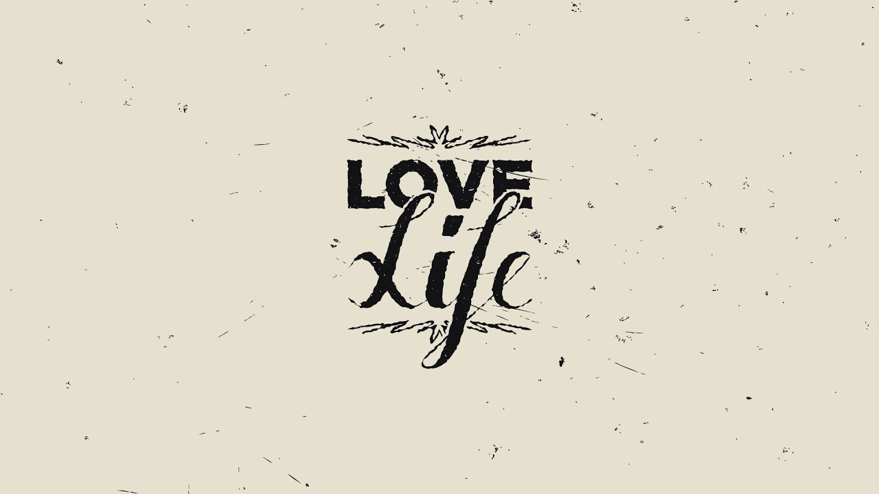 "speed art | ""love life"" wallpaper - youtube"