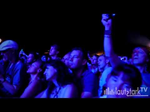 A glimpse of the World Bodypainting Festival | Lautstark TV (Klagenfurt University Student TV)