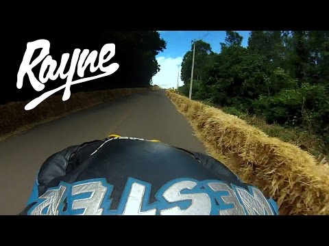 Rayne Longboards Presents Kyle Wester Teutonia Raw