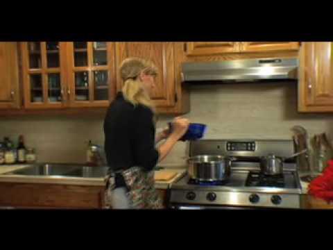 Cooking Demo- Vegan Broccoli Soup – 2008
