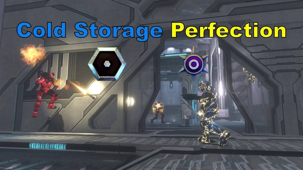 Perfection (18u00260) on Cold Storage - Halo 3 Tips u0026 Tricks [MCC] & Perfection (18u00260) on Cold Storage - Halo 3 Tips u0026 Tricks [MCC] - YouTube