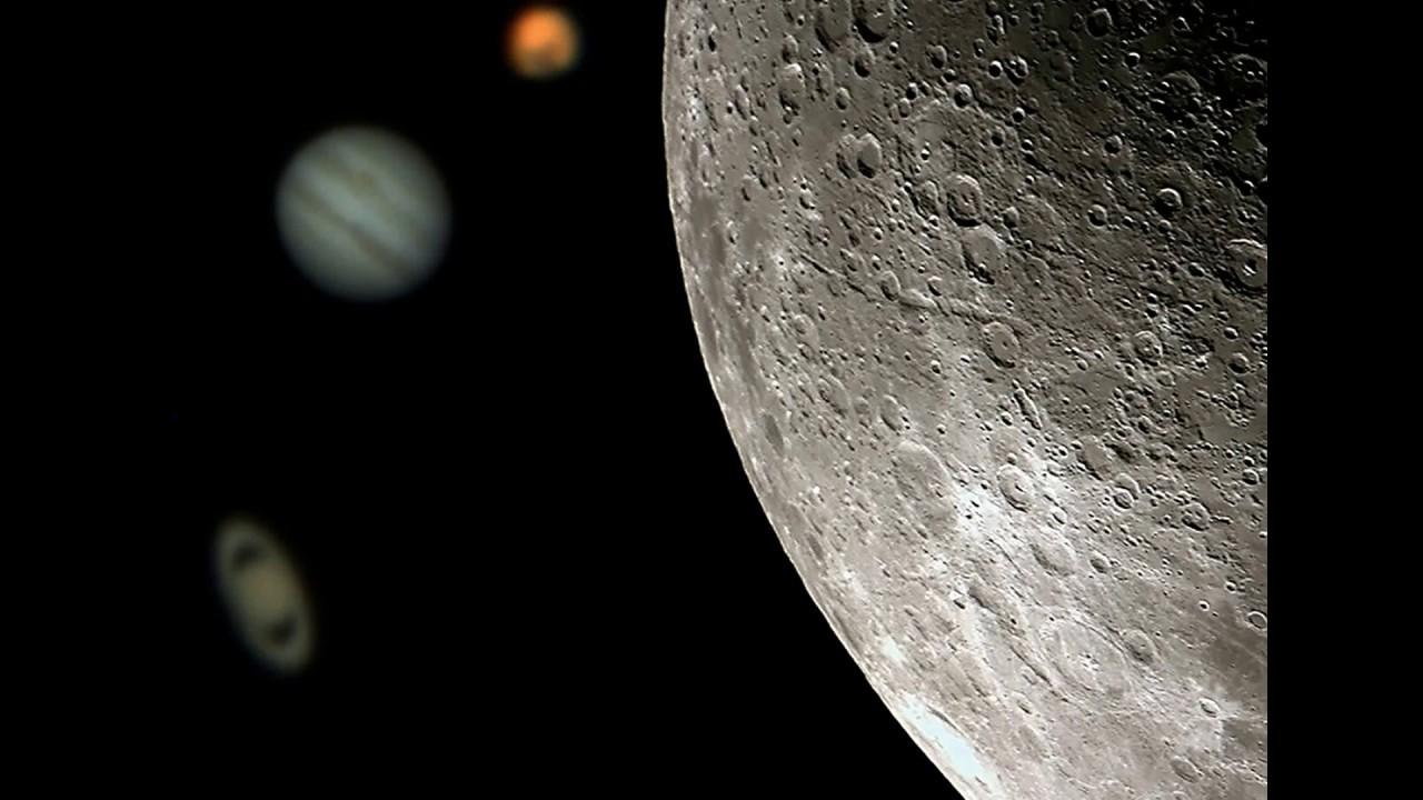 Планеты в домашний телескоп фото