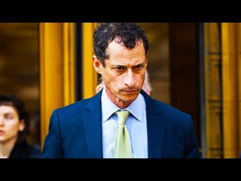 Anthony Weiner Goes To Prison