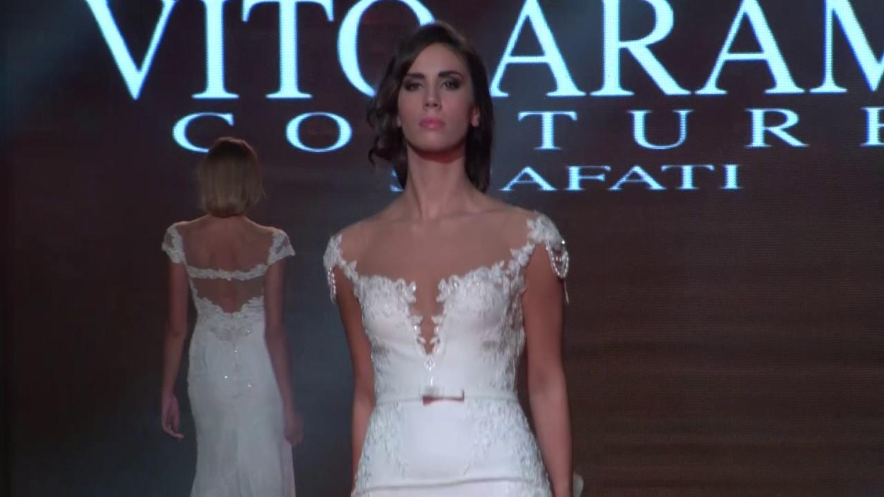 8a28b41b63cf Sfilata Vito Aramo Couture Scafati a TUTTOSPOSI in pillole - YouTube