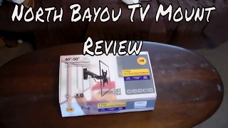 A Space Saving TV Mount Review