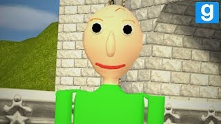BALDI'S EPIC BATTLE | Garry's Mod (Mini Episode)