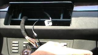 BMW E53 X5 w/ DSP aftermarket stereo system installation and upgrade