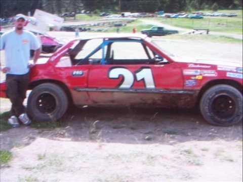Eagle Track Raceway 2008 Fever 4 Drivers